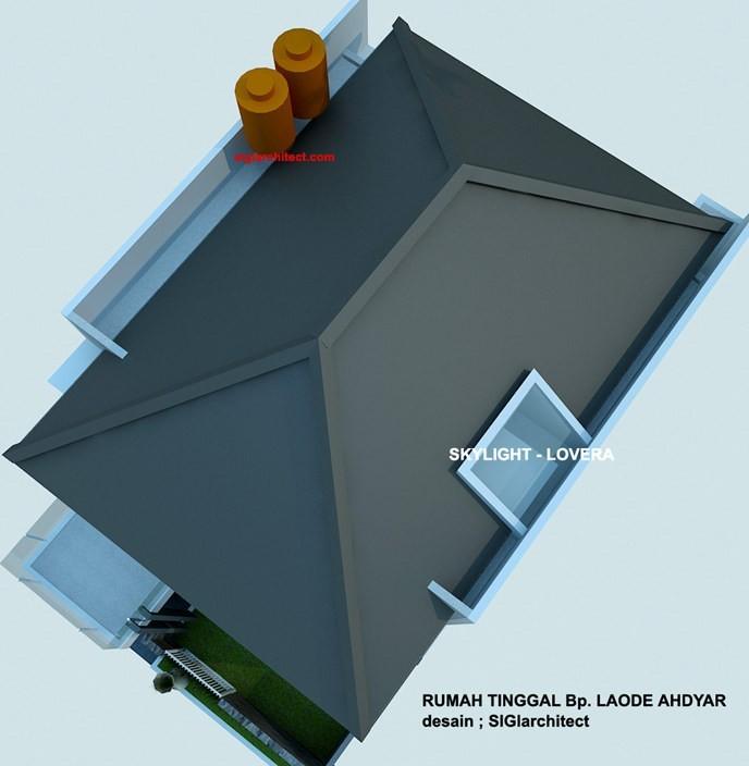 denah rumah minimalis model rumah 2  lantai 3