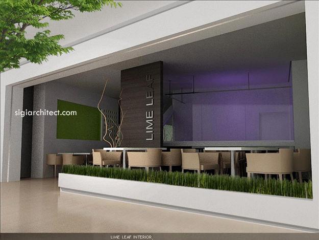 Resto-Cafe Minimalis LimeLeaf 1