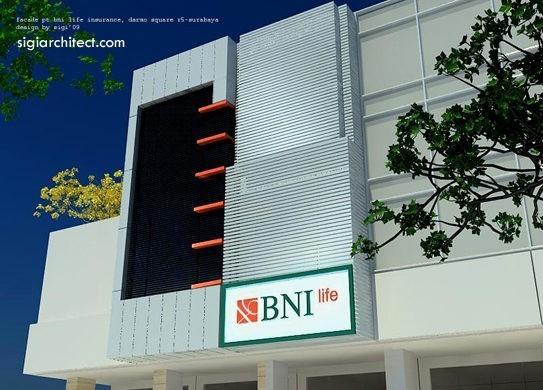 Desain Ruko-Fasad Kantor Minimalis 2