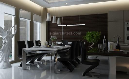 Desain Interior Rumah Minimalis | Living Room 2