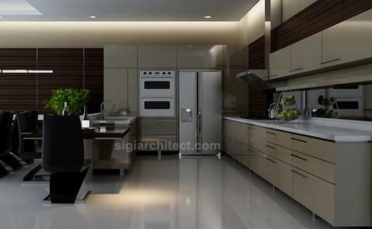 Desain Interior Rumah Minimalis | Living Room 3