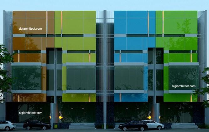 Image Result For Desain Warna Rumah Minimalis Modern