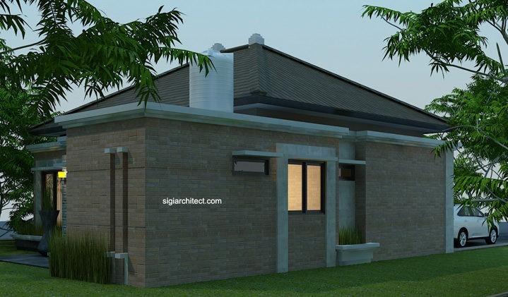 Desain Rumah Bali 4