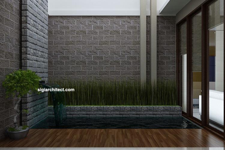 Desain Rumah Tinggal 12