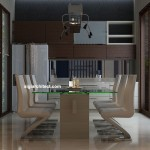 Desain Rumah Tinggal 10
