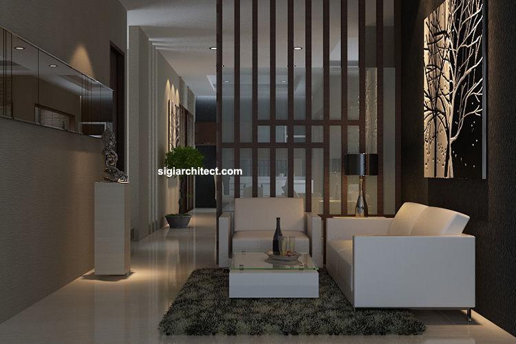 Desain Rumah Tinggal 9