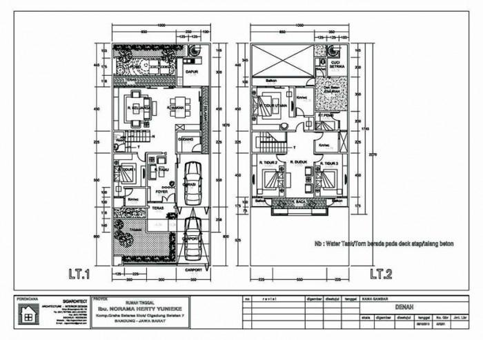 desain rumah tropis kantor dan interior sigiarchitect