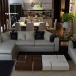 desain villa minimalis 5