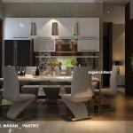 desain villa minimalis 6