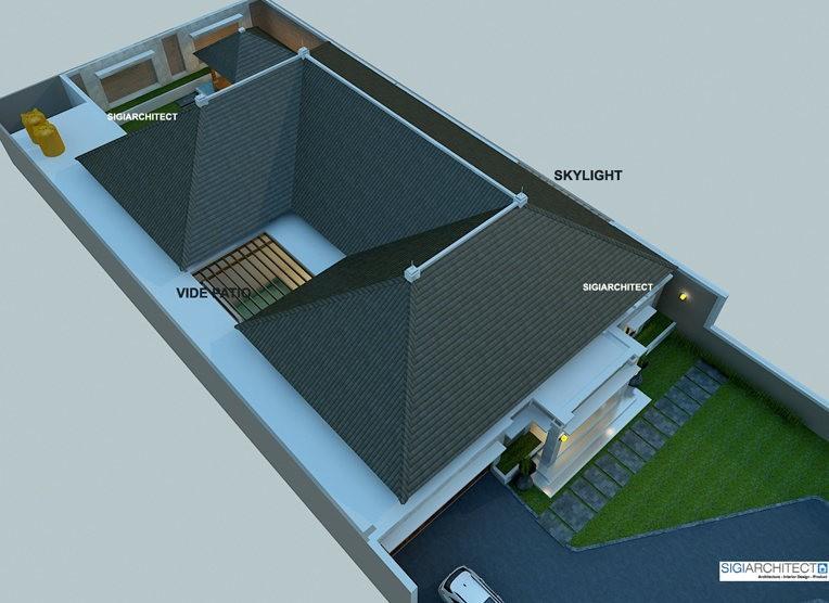 desain villa bali 1 lantai_desain atap