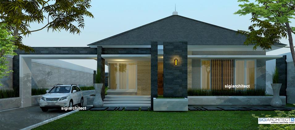 rumah minimalis modern semi resort3