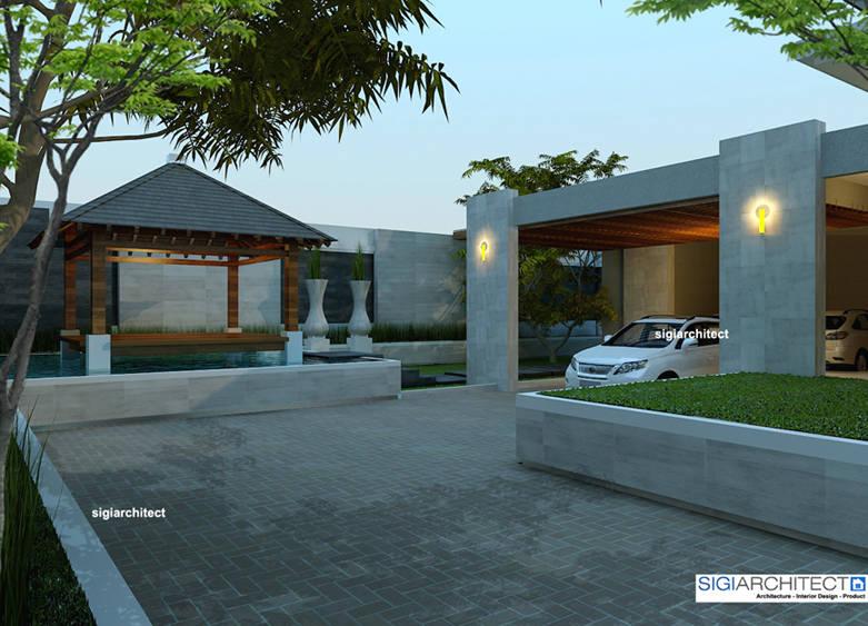 rumah minimalis modern resort4
