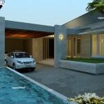 rumah minimalis modern semi resort5