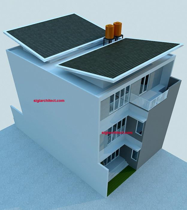 Foyer Modern Minimalis : Rumah mewah lantai modern minimalis