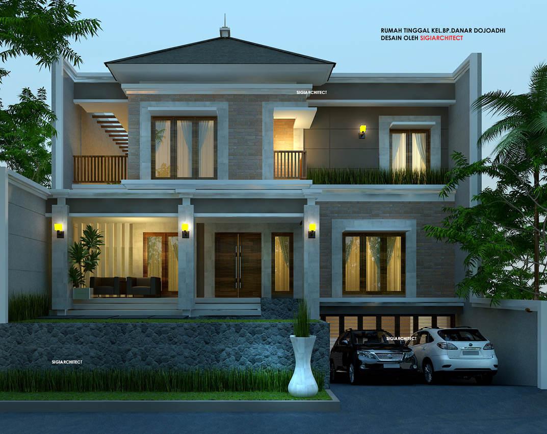 Desain Rumah KeKinian Minimalis Mewah Modern 2020 Rumah