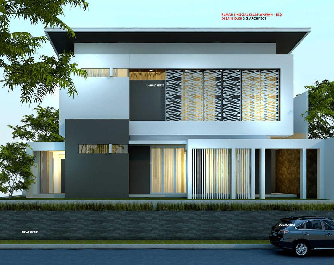 DESAIN RUMAH POJOK_BOX HOUSE_MODERN MINIMALIS_SAMPING