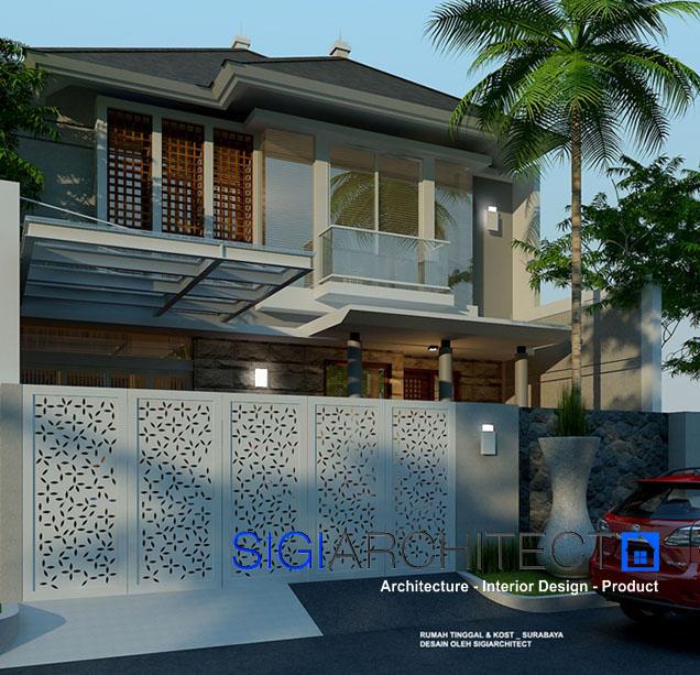 desain rumah tumbuh rumah minimalis