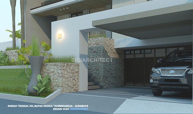 Rumah Mewah 3 Lantai_Cluster Gate