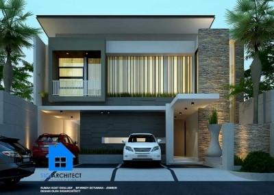 desain rumah & kantor