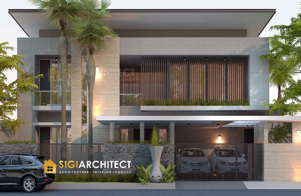 Arsitek Rumah Minimalis Modern 2 Lantai 2020 Rumah Kantor