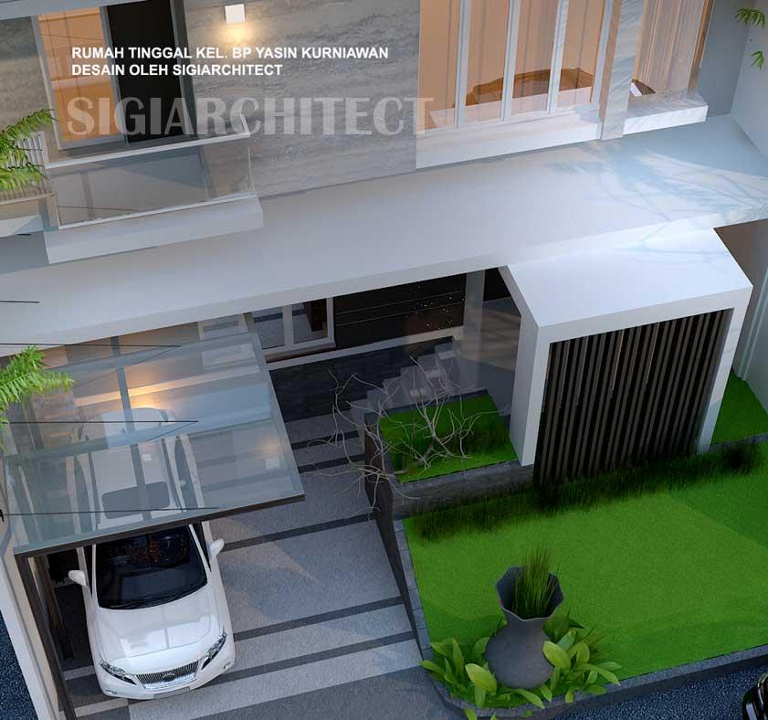 taman-rumah-modern-minimalis-2-lantai-type-250-M2