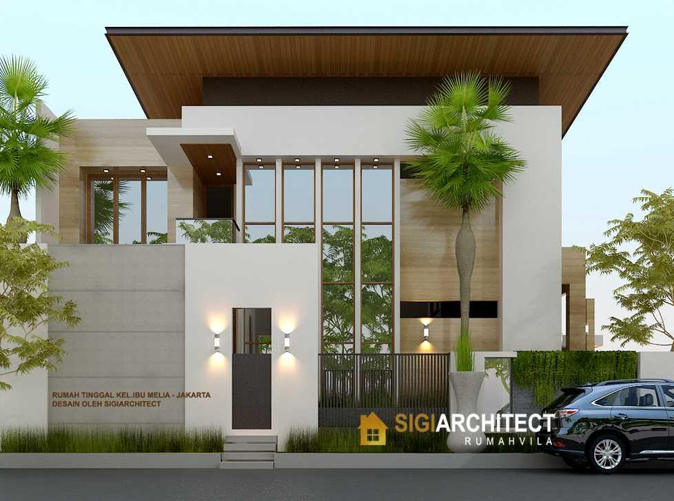 Desain Rumah Hook Minimalis 2 Lantai Modern tahun 2021