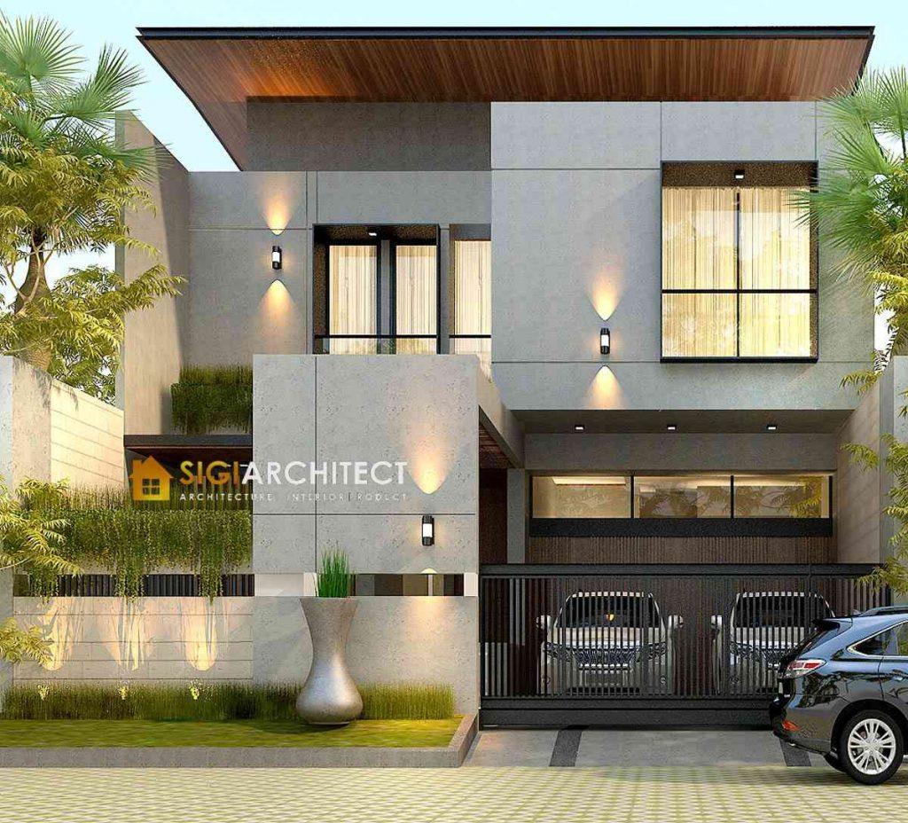 MODERN HOUSE DESIGN MODEL RUMAH MINIMALIS 500 M2